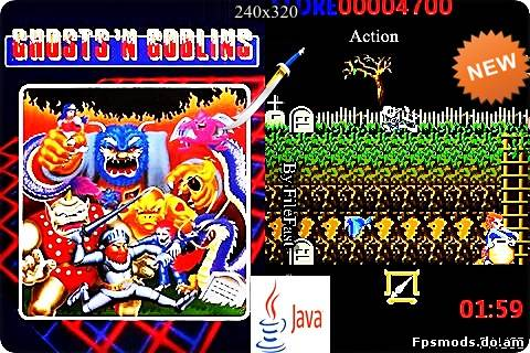 Ghosts'n goblins / Призраки и гоблины